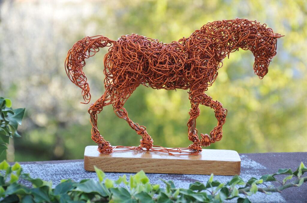 konj u kasu